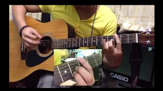 Selfie song by Davey Langit (Guitar cover) (Lead cover)