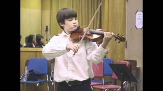 Haydn G Major Violin Concerto