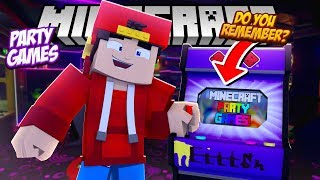 DO YOU REMEMBER MINECRAFT PARTY GAMES?