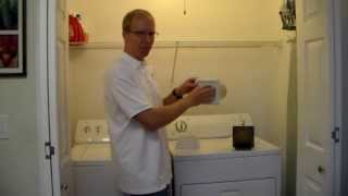 How to install a bird guard on your dryer vent and why you need one.