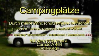"""""""Camping Schwarzwald"""" in Neuhausen/Schellbronn / Baden Württemberg / Deutschland"""