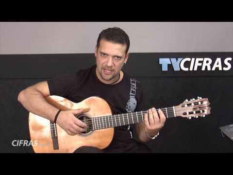 Caetano Veloso - Sozinho - 1ª PARTE - Como Tocar no TV CIFRAS