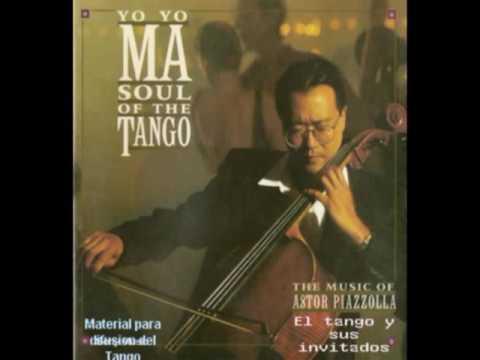 YO YO MA   SOUL OF THE TANGO   MUSICA DEL MAESTRO,  ASTOR PIAZZOLLA