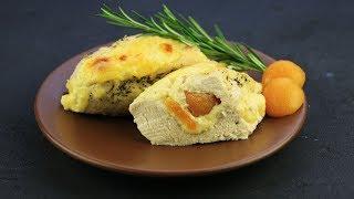 Фаршированные куриные грудки - Рецепты от Со Вкусом