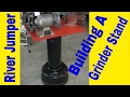 Building A grinder stand