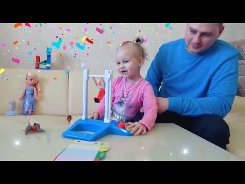 Челлендж Фантастик ГИМНАСТИК Классная игра ! Развлечение для всей семьи