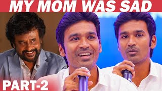 Exclusive: Dhanush on his DREAM Role with Rajini | #HappyBirthdayDhanush