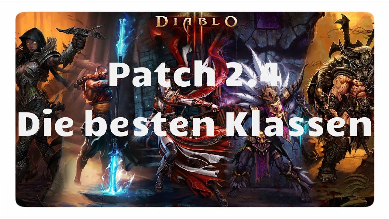 Diablo Patch 2.4