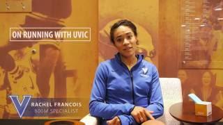 Victoria Int'l Track Classic - Rachel Francois