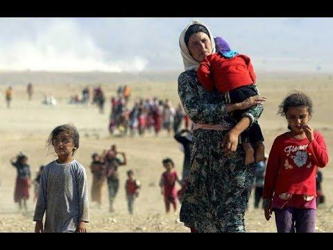 #العراق .. منظمات دولية تدعو لمساعدة آلاف النساء والفتيات