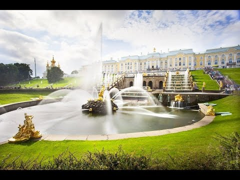 #1. 100 Чудес России. Петергоф