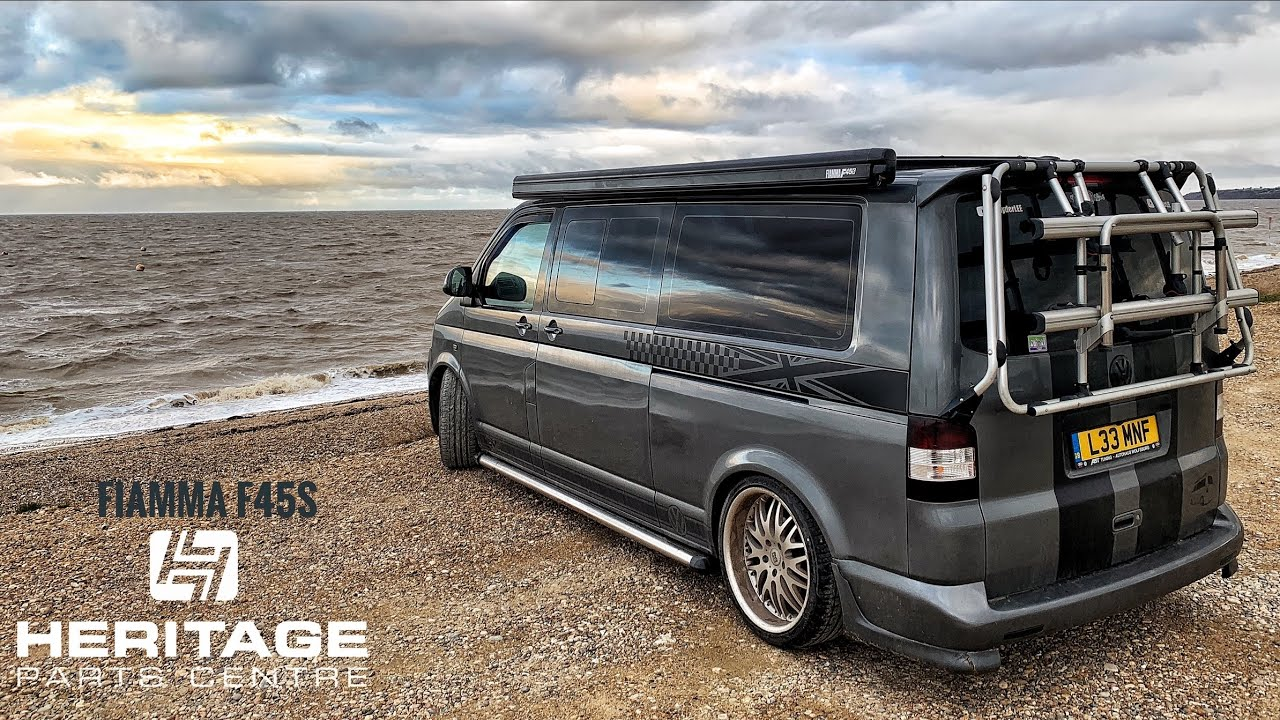Fiamma F45s Awning Heritage Parts Centre Visit How To Fit To Vw T5 Youtube