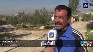 أهالي سيجير في إربد يطالبون بصيانة طريق رئيسي