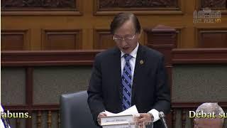 2017 12 12 Bill 123 Korean Heritage Month
