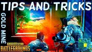 PLAYER Unknown's BATTLEGROUNDS TIPS AND TRICKS - 10 BATTLEGROUNDS TIPS and TRICKS for VICTORY!