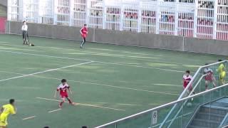英華vs喇沙 2013 12 3 d1學界足球甲組準決賽 精華