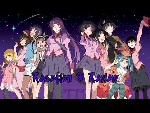 The Monogatari Series (Onimonogatari) Finale Reaction & Review