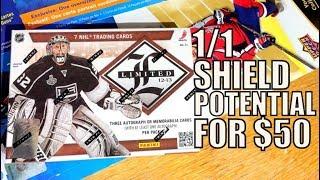 12/13 Panini Limited Hockey Hobby Box Break | 3 Hits