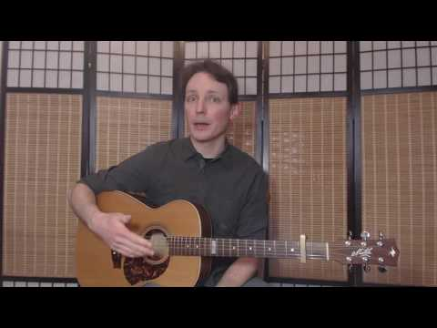 Stay close to me (Tommy Emmanuel) - fingerstyle lesson