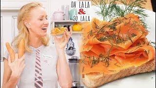 VEGAN * Räucherlachs aus Karotten * unglaublich aber wahr * Omega 3 Fettsäuren * einfach & lecker