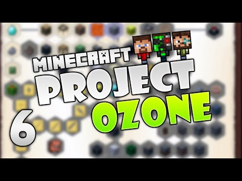 Project Ozone 2 - Minecraft HQM - 6 - Iskall Automator!