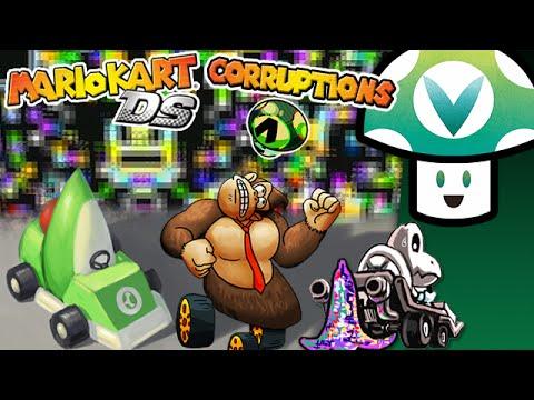 Vinesauce] Vinny - Mario Kart DS Corruptions | Vinesauce