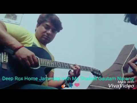 Cover song of zehnaseeb instrumental guitar