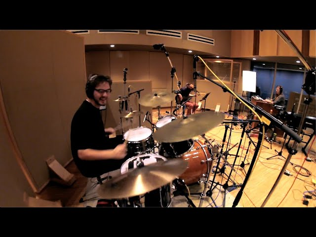 Conglom - Zuffalo (Studio Drum Cam Mix) Eric Vanier