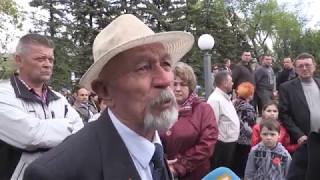 Как прошло 9 мая в Константиновке, Краматорске и Славянске