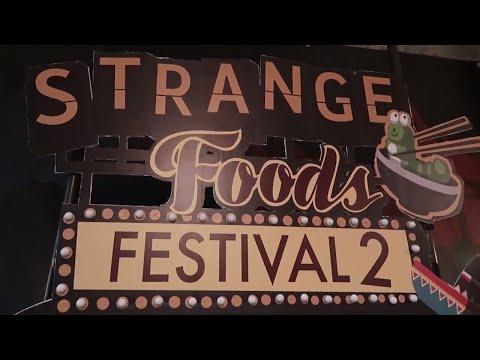 Strange Foods Festival 2 Chicago