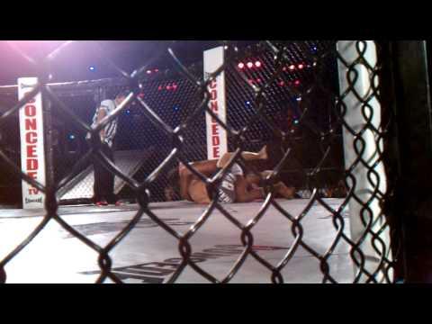Dexter Wright vs Jones pt 1