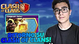 IL RITORNO SU CLASH OF CLANS! Evento DomatoriI! [CLASH OF CLANS ITA]
