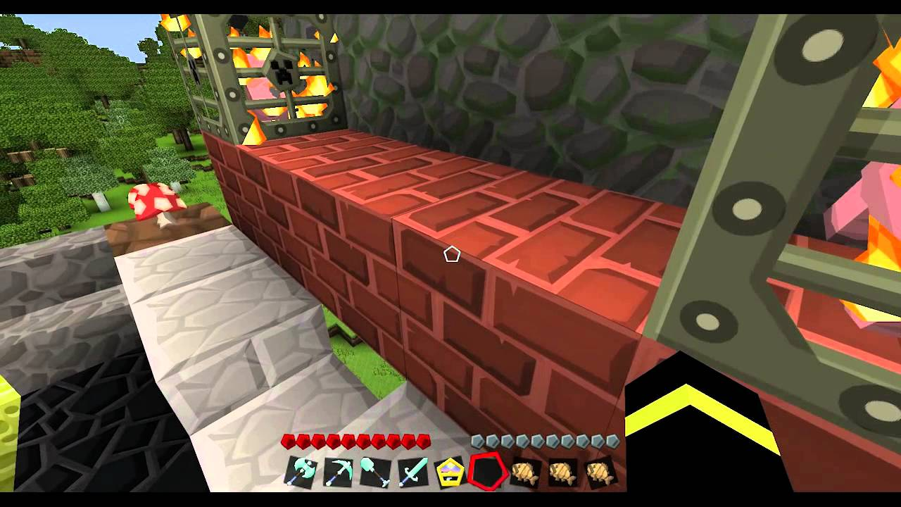 PureBDCraft 512x by Sphax Texture Pack Review
