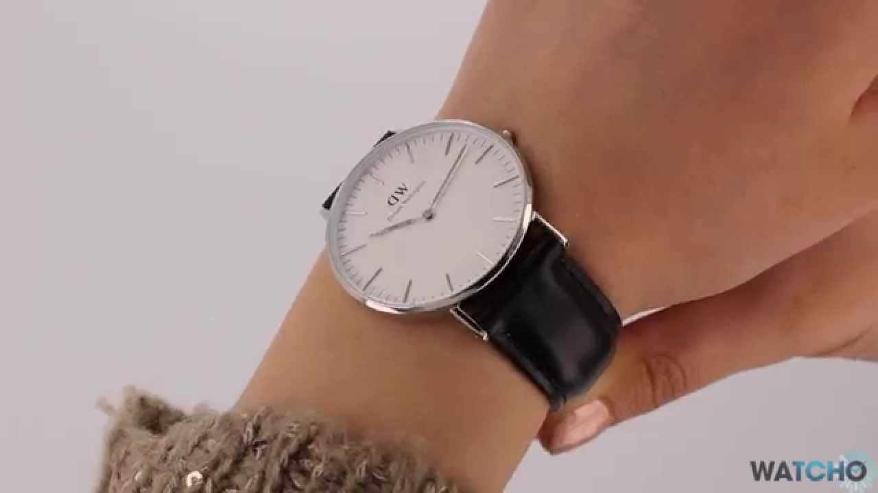 e9c24f8743c92 WatchO.co.uk - Daniel Wellington Ladies Classic Sheffield Watch ...