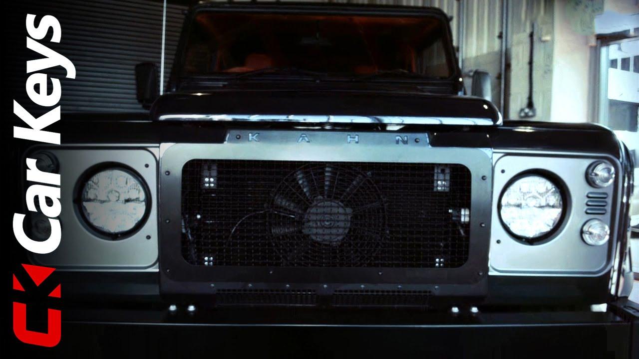2013 land rover defender by kahn design youtube - Land Rover Defender Xs90 By Kahn Design