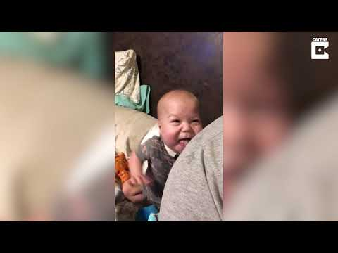 The News Junkie - VIDEO: Toddler Born With Double-Sized Tongue