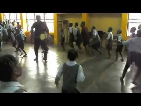 Yoruba - African Children Drumming and Dancing Workshop