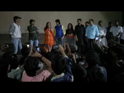 APNA SAMACHAR : Premier Of Introducing Actress Shagun Dubey Bhojpuri Film Deewane At Mumbai