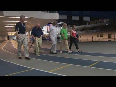 Study: exercise improves senior citizen's health