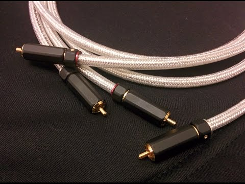 How to make 1000 $ Sounding audiophile highend RCA interconnect cable for 30 $ !!!