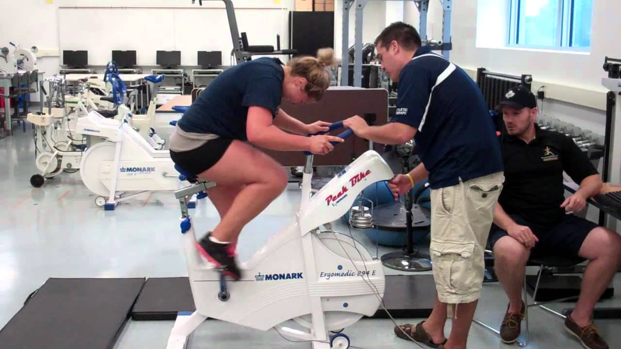 Wingate Test - anaerob test 🚴🚴♀️