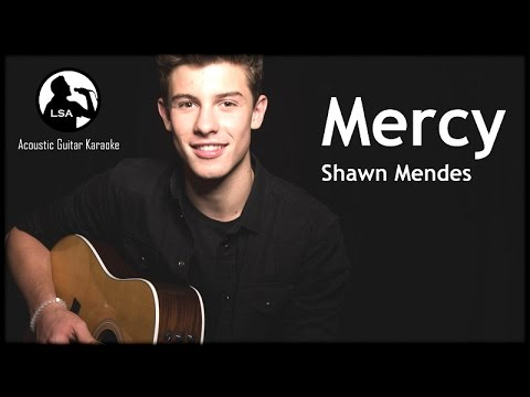 Mercy - Shawn Mendes (Acoustic Guitar...