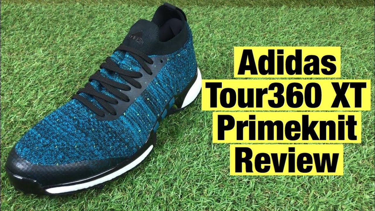 Adidas Tour 360 Boost 2 0 Boa Golf Shoes Review Youtube