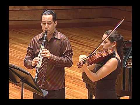 Miniature Suite (Clarinet & Viola), Gordon Jacob