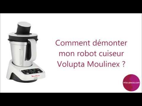Comment d monter mon robot volupta moulinex youtube - Robot cuiseur volupta moulinex avis ...