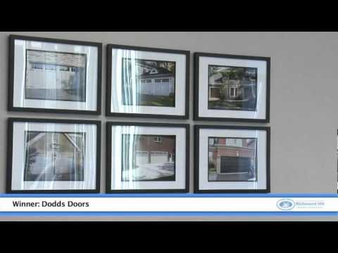 Dodds Doors Richmond Hill Chamber Of Commerce & Dodds Doors Richmond Hill Chamber Of Commerce - YouTube