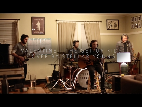 Valentine - The Get Up Kids | COVER by Stellar Young (Apt Session)