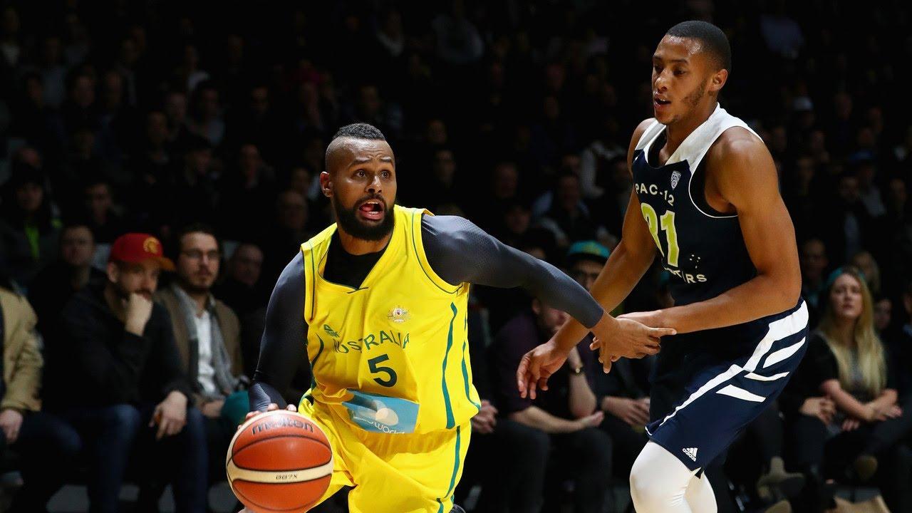 Recap: Australia pulls away from Pac-12 Men's Basketball ...