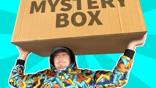 BIGGEST MYSTERY BOX UNBOXING!!