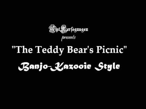 The Teddy Bear's Picnic (Banjo Kazooie Style) HD